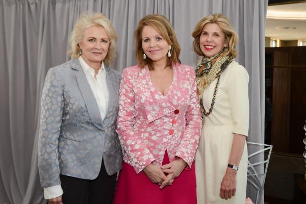Candice Bergen, Renee Fleming, Christine Baranski