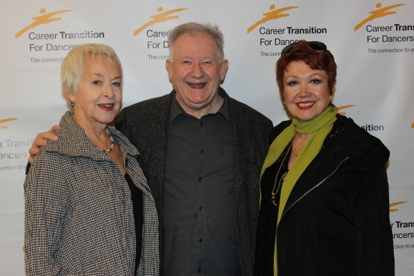 Judith Anderson, Harvey Evans and Donna McKechnie