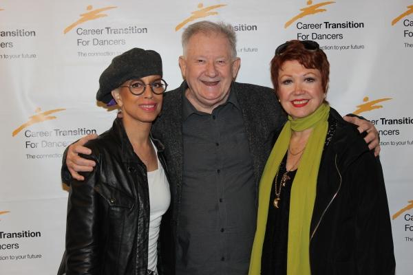 Mercedes Ellington, Harvey Evans and Donna McKechnie