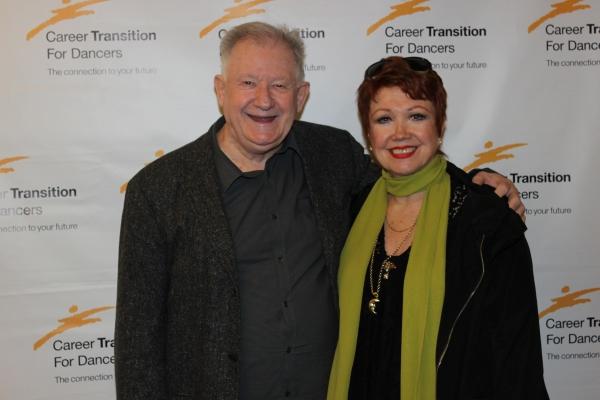 Harvey Evans and Donna McKechnie