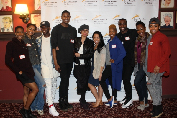 Mercedes Ellington and the cast of 'The Lion King'
