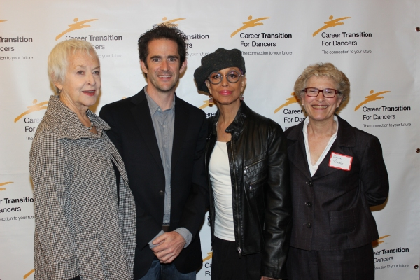 Judith Anderson, Andy Blankenbuehler, Mercedes Ellington and Lauren Gordon