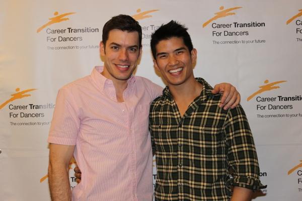 Brandon Leffler and Christopher Vo