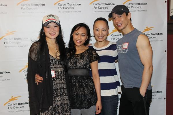 Kristen Faith Oei, LaMae Caparas, Yuki Ozeki and Andrew Cheng