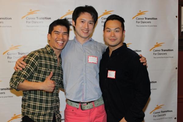 Christopher Vo, Atsuhisa Shinomiya and Paul HeeSang Miller
