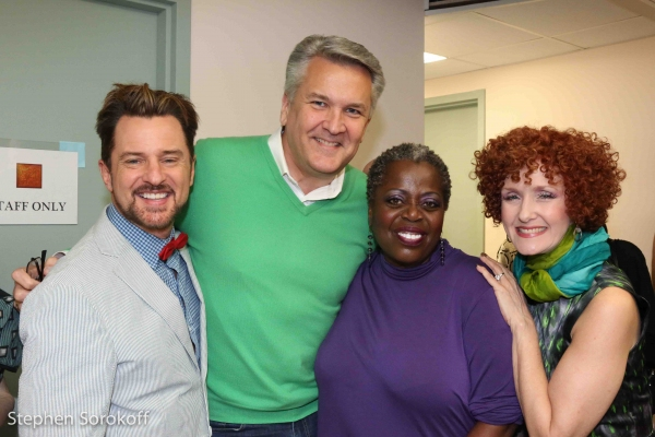 Ric Ryder, Richard Hillman, Lillias White, Martina Vidmar