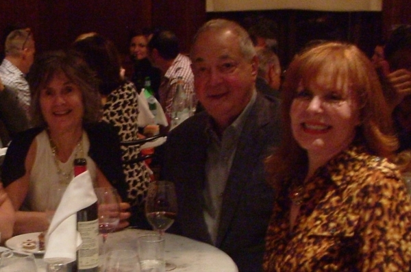 Gail Barry, Joseph Barry, Carol Ostrow