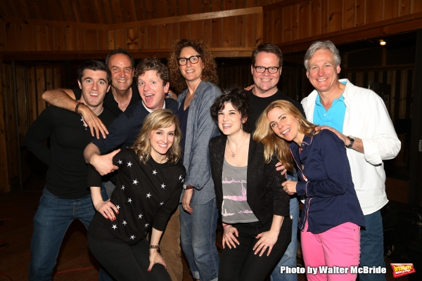 Kevin Zak, Dale Hensley, Duke Lafoon, Kara Guy, Judy Gold, Veronica J. Kuehn, John Treacy Egan, Kerry Butler and Tom Galantich