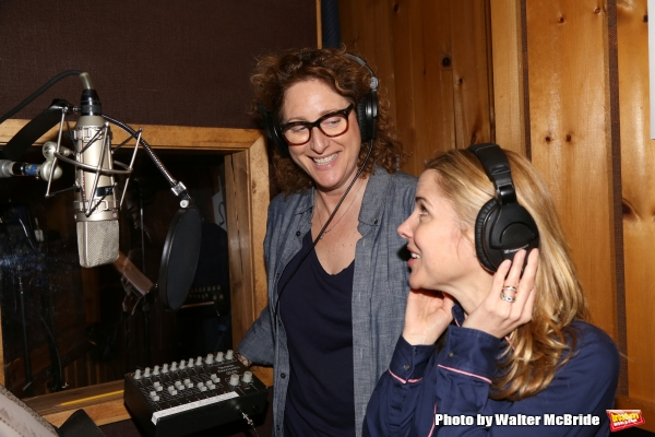 Judy Gold and Kerry Butler
