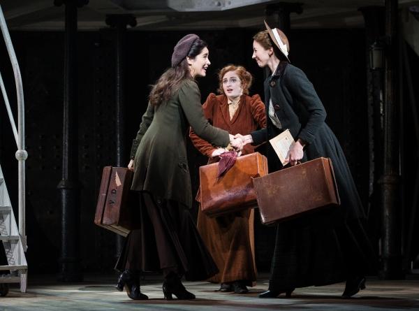 Victoria Serra, Scarlett Courtney and Grace Eccle