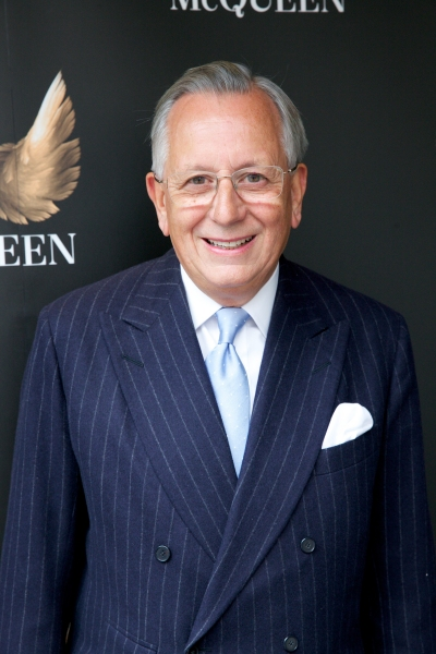 Mr. John Hitchcock (tailor who taught Alexander McQueen in Savile Row)