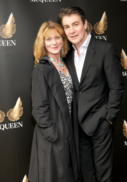 Samantha Bond & Alex Hanson (husband)