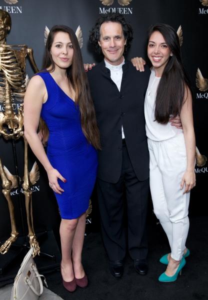Sarah Naudi, Robert Mackintosh (producer) & Gabriella Garcia