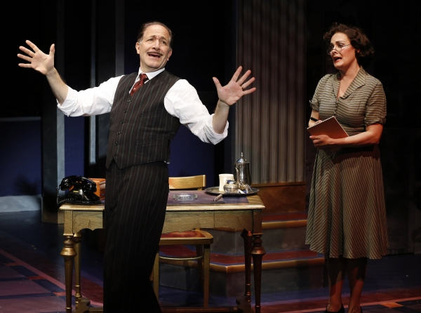 Photo flash first look at robert creighton and more in york theatre