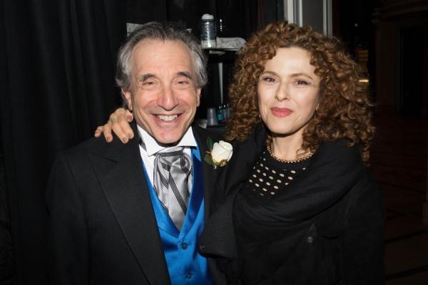 Bernadette Peters & Chip Zien