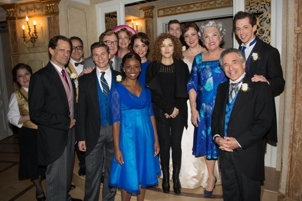 Bernadette Peters & Cast