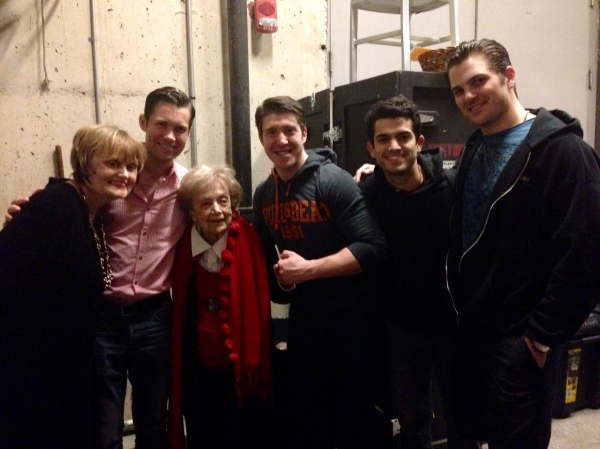 Diane Dupuy, Drew Seeley, Mary Thornton, Matthew Dailey, Hayden Milanes, Keith Hines