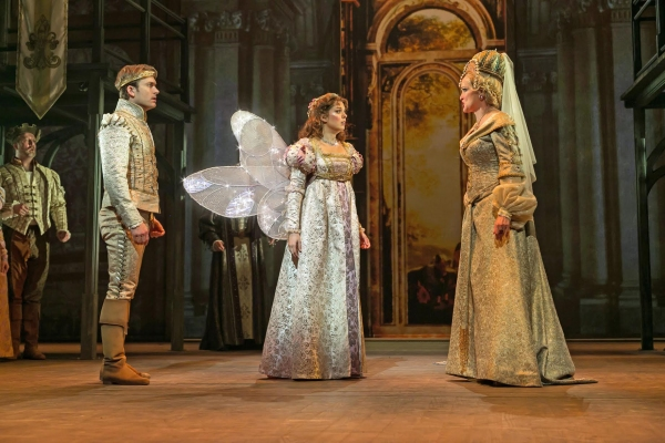 Photo Flash: First Look at Christine Ebersole, Margo Seibert, James Snyder & More in World Premiere of EVER AFTER at Paper Mill Playhouse