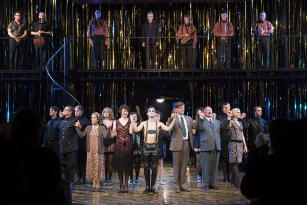 Photo Flash: Go Inside Opening Night of Signature Theatre's CABARET!