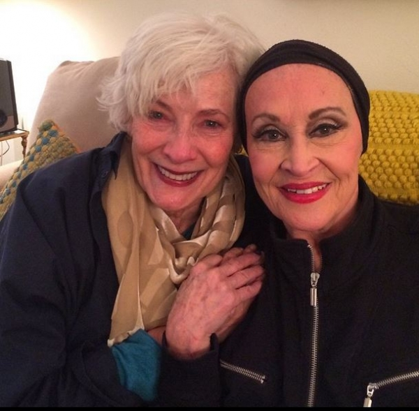 Betty Buckley, Chita Rivera