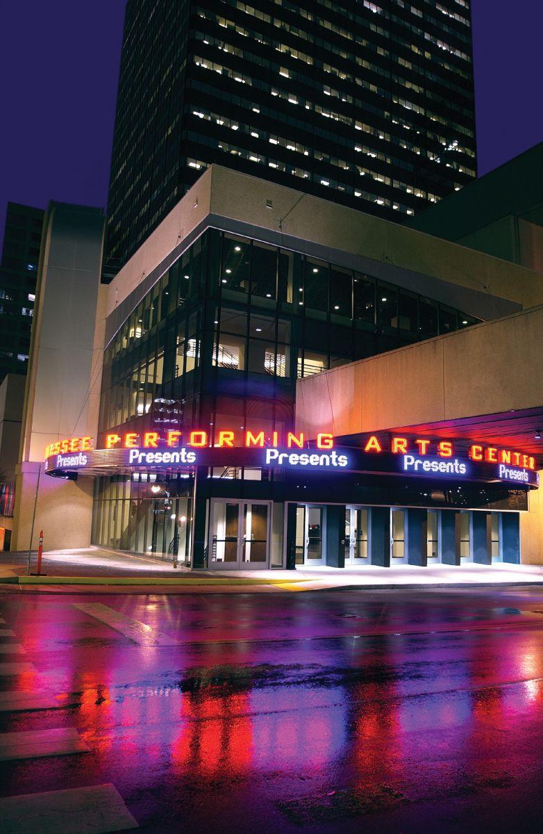 Introducing The Nashville Theater Calendar