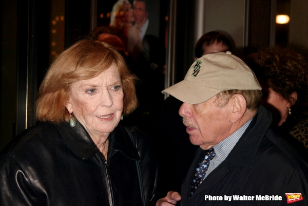 Anne Meara and Jerry Stiller  Photo