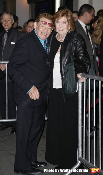 Jerry Stiller & Anne Meara