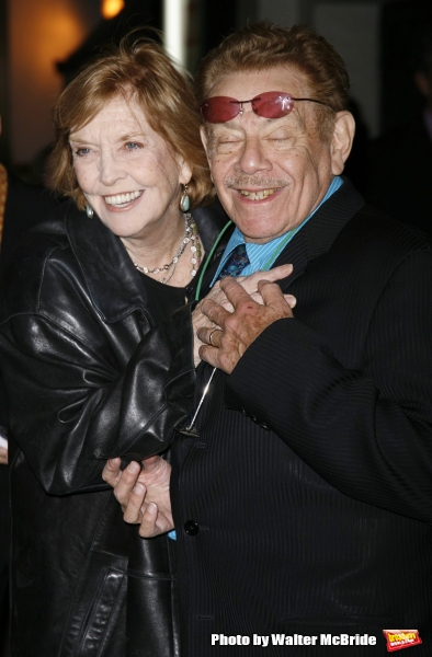 Anne Meara and Jerry Stiller