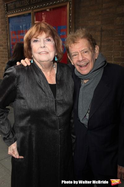 Anne Meara & Jerry Stiller