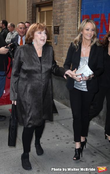 Anne Meara & Christine Taylor Miller