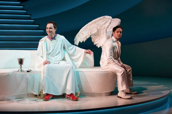 Jim Parsons, Christopher Fitzgerald