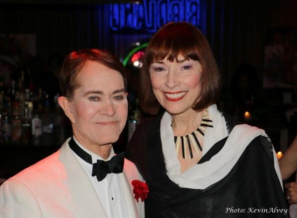 Steve Ross and Karen Akers
