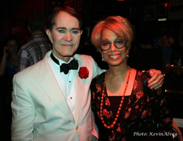 Steve Ross and Mercedes Ellington
