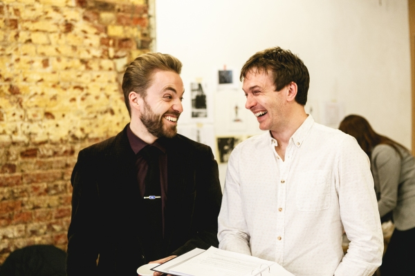 Tristan Bernays and Dougal Irvine