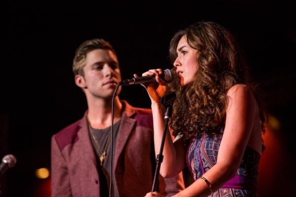 Corey Mach and Alison Luff