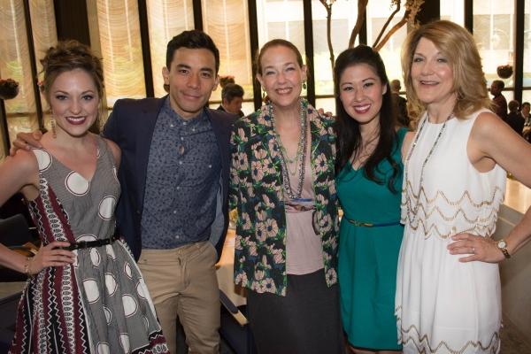 Photo Flash: Broadway Vets Fete THE VISIT's Chita Rivera at the Four Seasons