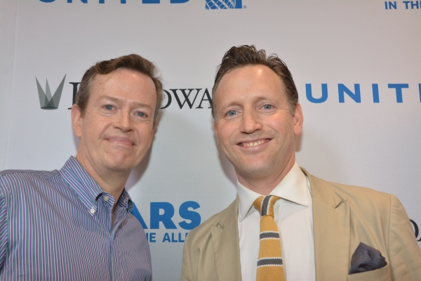 Dylan Baker and Rufus Wright