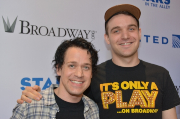 T.R. Knight and Micah Stock