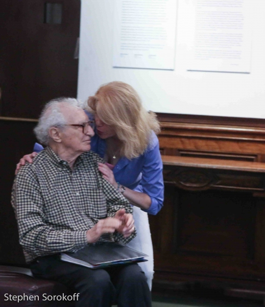 Sheldon Harnick & Deborah Grace Winer