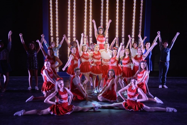 Photo Flash: Broadway Workshop's BRING IT ON: THE MUSICAL Plays Sold-Out Run in Manhattan