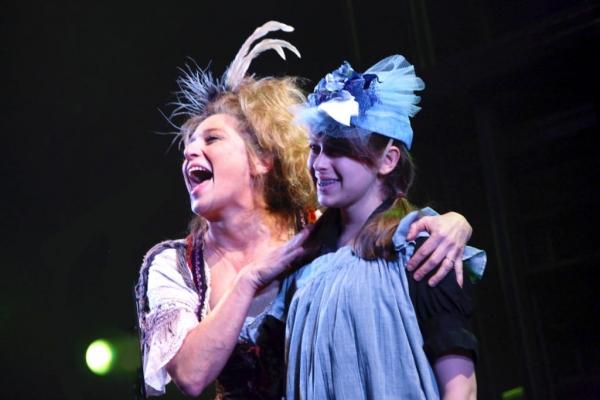 Liz Larsen and Rebecca Mack
