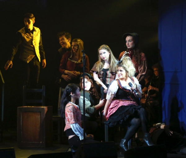 Photos: First Look at Terrence Mann, David Harris and More in CRT's LES MISERABLES