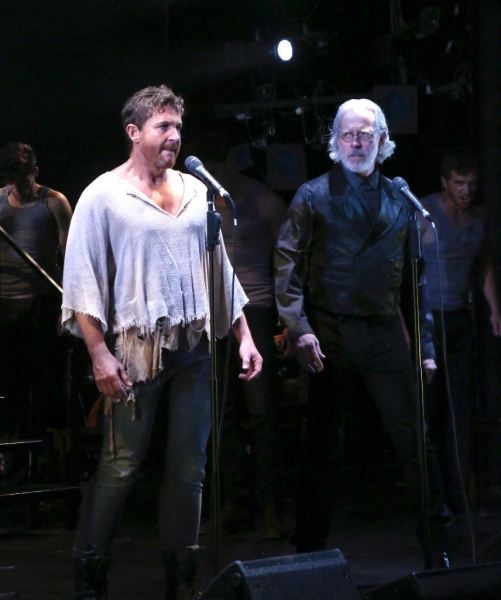 David Harris and Terrence Mann