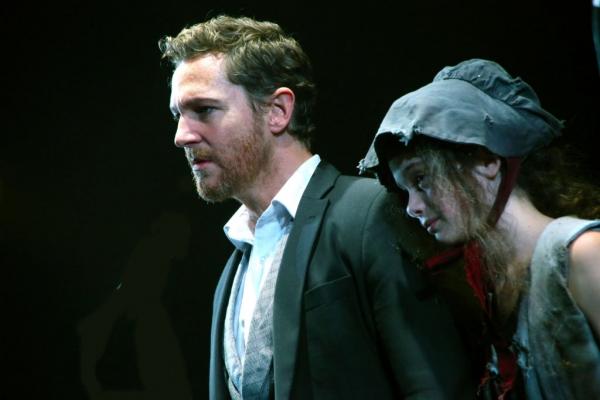 David Harris and Annie Tolis