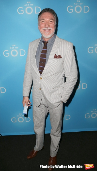 Photo Coverage: On the Red Carpet for Opening Night of AN ACT OF GOD!