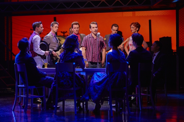 Photo Flash: First Look at New Cast of West End's JERSEY BOYS!