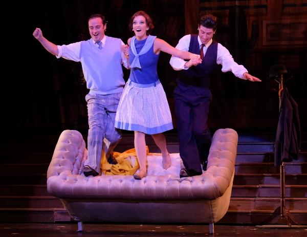Cameron Lewis, Brittany Rose Hammond & Brandon Davidson