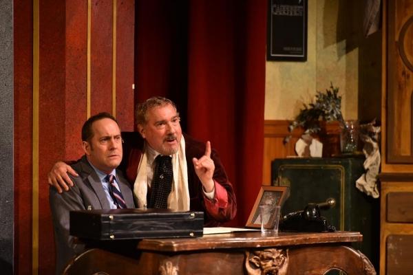Joel Newsome & Stuart Zagnit