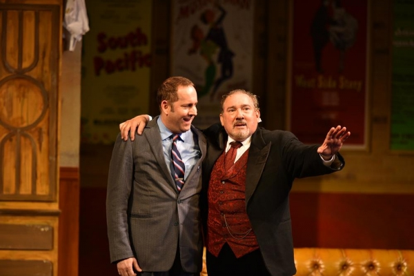 Photo Flash: First Look at Joel Newsome and Stuart Zagnit in THE PRODUCERS at The Engeman
