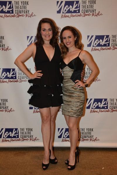 Danette Holden and Ellen Zolezzi